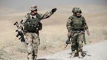 """""""Fragile Erfolge"""" im Irak: Berlin warnt vor schnellem Truppenabzug"""