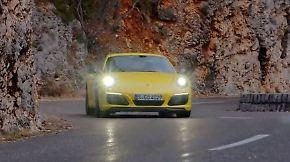 Im Porsche 911 T über den Col de Turini: Rallye Monte Carlo bringt Rennlegenden ins Schwärmen