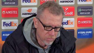 """Stöger geht mit Team hart ins Gericht: """"Nichts von dem gezeigt, was wir uns vorgenommen haben"""""""
