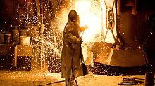 Begrenzte Stahlverkäufe aus EU: Trump tauscht Strafzölle gegen Exportlimit