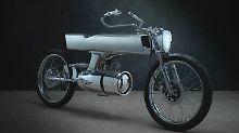 Starkes Design, aber schwacher Motor: Das L Concept von Bandit9Motors.