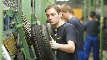 Deutschland im Durchschnitt: Osteuropa hebt Stundenlöhne an