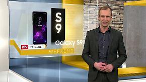 Ratgeber - Weekend: Thema u.a.: Neues Flagschiff - Samsung Galaxy S 9