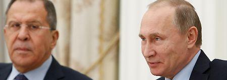 "Lawrow beklagt ""Propaganda"": Moskau holt zum Schlag gegen London aus"
