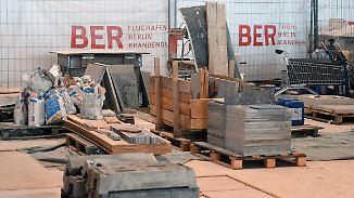 Vorstandsmitglied redet von Abriss: BER lässt Frustpegel bei der Lufthansa steigen