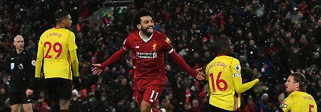 """""""Beginn von etwas Großartigem"""": Salah verschiebt Torgrenzen in Liverpool"""