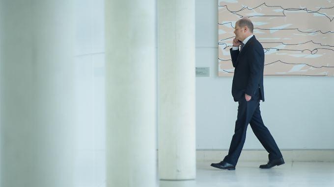 Die Berufung von Jörg Kukies gilt als wichtigste Personalentscheidung des neuen Finanzministers Olaf Scholz.