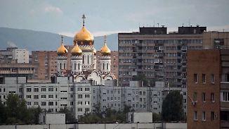 Sanktionen gegen Altkanzler Schröder?: Putin muss lahmende Wirtschaft aufpäppeln