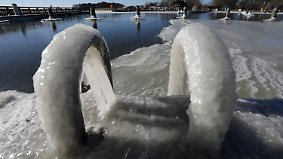 Wetter weiter im Wintermodus: Temperaturen steigen erst wieder zum Wochenende