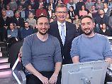 """""""So schmeckt der Sommer"""": Langnese-Zwillinge räumen bei Jauch ab"""