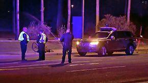 Polizei sieht Schuld nicht bei Uber: Selbstfahrendes Auto tötet Radfahrerin