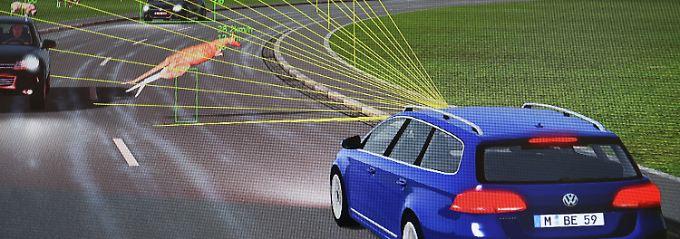 Nach dem Unfall in Arizona: Autonome Autos verlieren ihre Unschuld