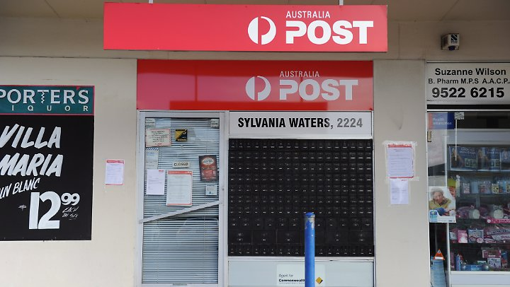 australische post