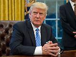 """""""Welt muss zusammenstehen"""": China will Allianz gegen Trump schmieden"""