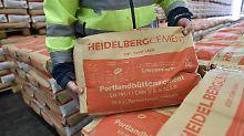 Der Börsen-Tag: HeidelbergCement will Dividende erhöhen