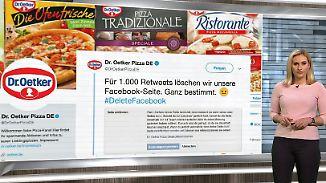 n-tv Netzreporterin: Selbst-Löschungen treffen Facebook schmerzhaft