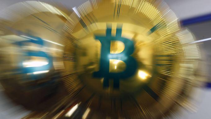 Ein Bitcoin ist zwischenzeitlich wieder mehr als 5000 Dollar wert - nur ein Strohfeuer?