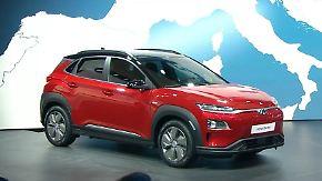 Kompakt-SUV in zwei Motorvarianten: Hyundai elektrifiziert den Kona