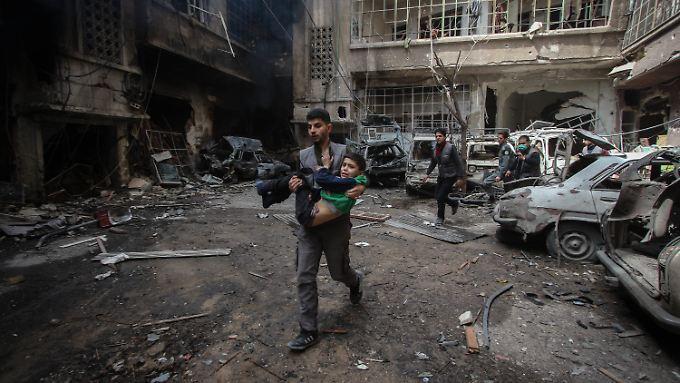 Die UN schätzen die Zahl der Vertriebenen auf mehr als 50.000.