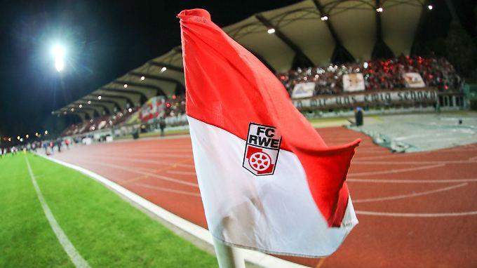 Der Abstieg des FC Rot-Weiß Erfurt ist bereits besiegelt.