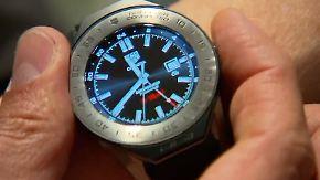 Tag Heuer zieht mit, Rolex verweigert sich: Smartwatches laufen Luxusuhren den Rang ab