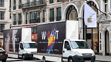 P20 statt iPhone X: Huawei fährt Apple vor den Shop