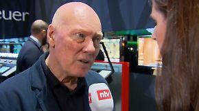 """Tag-Heuer-CEO Biver zur Branchenzukunft: """"Uhrenmesse muss sich neu erfinden"""""""