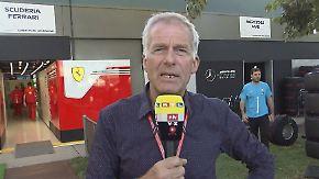 """Danner zum Vettel-Sieg in Melbourne: """"Das Safety-Car hat mitgeholfen"""""""