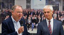 Streit über Managergehälter: Weil rügt VW-Chef Müller für DDR-Vergleich