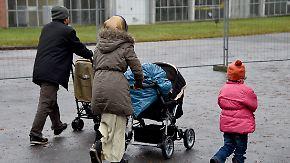 Aufnahme von Flüchtlingen: Städtebund empfiehlt Kommunen notfalls Zuzugsstopp