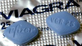 20 Jahre Potenzpille: Wie Viagra zum blauen Wunder im Bett wurde