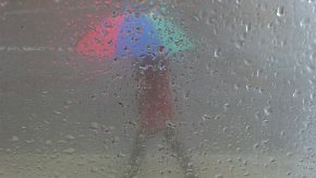 Viel Regen am Mittwoch: Nachts wird es nass und teils mild