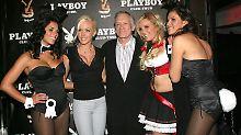 """Reaktion auf den Datenskandal: Auch """"Playboy"""" löscht seine Facebook-Seite"""