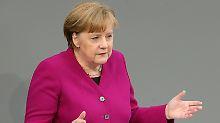 Hartz IV abschaffen?: Merkel gegen solidarisches Grundeinkommen