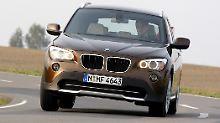 Gebraucht ein Musterknabe: BMW X1 bietet wenig Platz und viel Qualität