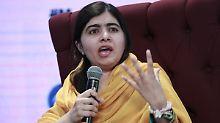 Fünf Jahre nach Mordversuch: Malala kehrt in Heimatstadt zurück