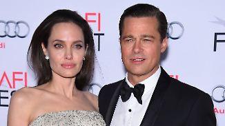 Promi-News des Tages: Jolie und Pitt legen Sorgerechtsstreit bei