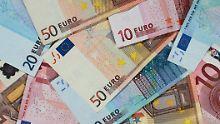 Überschuss wie noch nie: Deutscher Staat verzeichnet dickes Plus