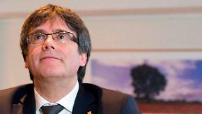 Katalanischer Separatistenführer: Staatsanwaltschaft fordert Auslieferung von Puigdemont