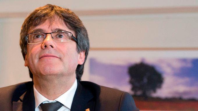 Katalanischer Separatistenführer: Staatsanwaltschaft beantragt Auslieferungshaftbefehl für Puigdemont