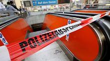 Großeinsatz im Ruhrgebiet: U-Bahnen stoßen in Duisburg zusammen