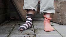 Jung und arm: Fast jedes siebte Kind braucht Hartz IV