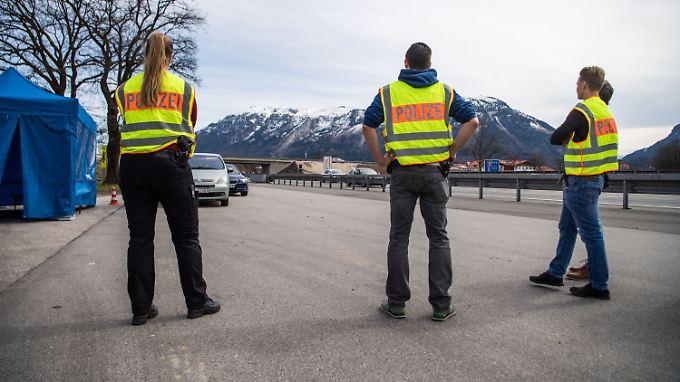 Vor Ostern hatte das bayerische Kabinett die Einrichtung einer Grenzpolizei mit Dienstsitz in Passau zum 1. Juli beschlossen.