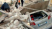 Erdbeben-Ingenieur Goretti: Der Mann, der nach der Katastrophe kommt