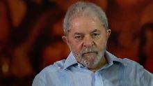 Gericht erlässt Haftbefehl: Lula soll sich schon Freitag der Polizei stellen