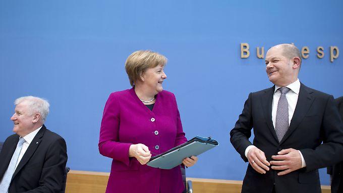 Horst Seehofer trifft mit seinem Vorschlag bei der SPD auf wenig Verständnis.