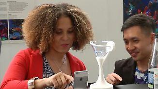 Caipirinha auf Knopfdruck: Hightech-Glas trickst den Geschmacksinn aus