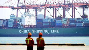 USA und China im Strafzoll-Duell: Handelsstreit würde auch Deutschland treffen