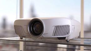 n-tv Ratgeber: Mit 4K-Beamern kommt das Kino-Feeling ins Eigenheim