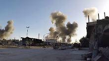 Belgische Firmen im Visier: Justiz prüft Chemieexporte nach Syrien